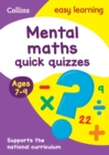 Image for Mental maths quick quizzes: Ages 7-9