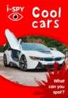 Image for i-SPY cool cars  : what can you spot?