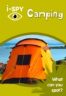 Image for i-SPY camping  : what can you spot?
