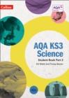 Image for AQA KS3 sciencePart 2: Student book