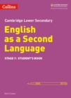 Image for Cambridge checkpoint English as a second languageStage 7,: Student book