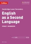 Image for Cambridge checkpoint English as a second languageStage 7,: Workbook