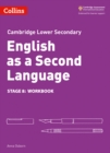 Image for Cambridge checkpoint English as a second languageStage 8,: Workbook