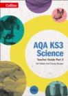 Image for AQA KS3 sciencePart 2: Teacher guide