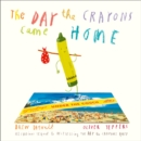 Image for The day the crayons came home