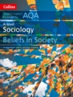 Image for AQA A Level sociology beliefs in society A LevelPaper 2