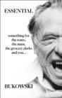 Image for Essential Bukowski: poetry