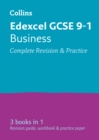 Image for Edexcel business  : all-in-one revision and practice