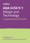Image for AQA GCSE design & technology  : all-in-one revision and practice