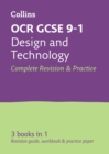 Image for OCR GCSE design & technology  : all-in-one revision and practice