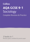 Image for AQA GCSE sociology  : all-in-one revision and practice