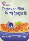 Image for There's an alien in my spaghetti