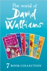 Image for The world of David Walliams: super-tastic box set