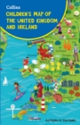 Image for Children's Folded Map of the United Kingdom