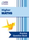 Image for Higher maths practice question book
