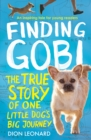 Image for Finding Gobi  : the true story of one little dog's big journey