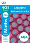 Image for AQA GCSE maths foundation complete revision & practice