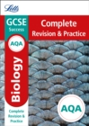 Image for AQA GCSE biology complete revision & practice
