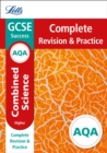 Image for AQA GCSE combined science higher complete revision & practice