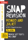 Image for Romeo and Juliet  : AQA GCSE English literature