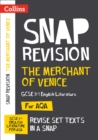 Image for The merchant of Venice  : AQA GCSE English literature