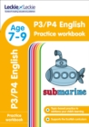 Image for P3/P4 English Practice Workbook : Extra Practice for Cfe Primary School English