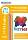 Image for P4/P5 English Practice Workbook : Extra Practice for Cfe Primary School English