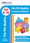 Image for P4/P5 Maths Practice Workbook : Extra Practice for Cfe Primary School English