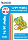 Image for P6/P7 Maths Practice Workbook : Extra Practice for Cfe Primary School English