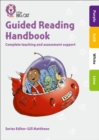 Image for Guided reading handbook  : complete teaching and assessment supportPurple to lime