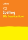 Image for KS1 spelling SATs question book
