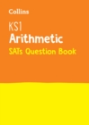 Image for KS1 mathematics  : arithmetic SATs: Question book