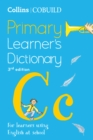Image for Collins Cobuild primary learner's dictionary