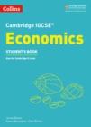 Image for EconomicsCambridge IGCSE,: Student's book
