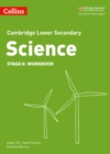Image for Cambridge lower secondary scienceStage 8,: Workbook