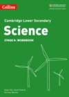 Image for Cambridge lower secondary scienceStage 9,: Workbook