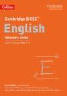 Image for Cambridge IGCSE English.