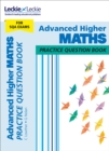 Image for Advanced higher maths practice question book