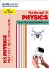 Image for National 5 physics: Practice question book