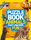 Image for Puzzle Book Animals : Brain-Tickling Quizzes, Sudokus, Crosswords and Wordsearches