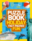 Image for Puzzle Book Holiday : Brain-Tickling Quizzes, Sudokus, Crosswords and Wordsearches