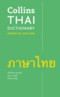 Image for Collins pocket Thai dictionary  : 23,000 translations for everyday use