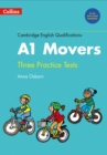 Image for Movers  : three practice tests for Cambridge English