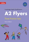 Image for Flyers  : three practice tests for Cambridge English