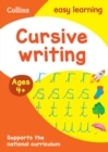 Image for Cursive Writing Ages 4-5 : Ideal for Home Learning