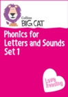 Image for Phonics for Letters and Sounds Set 1
