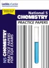 Image for National 5 chemistry practice exam papers