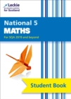 Image for National 5 mathematics: Student book