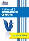 Image for National 5 applications of mathematics: Student book
