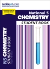 Image for National 5 chemistry  : for SQA 2019 and beyond: Student book